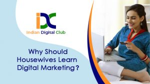 Digital Marketing for housewives